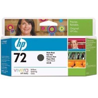 HP 72 - 130 ml Matte Black blækpatron | C9403A