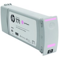HP 771 - 775 ml Light Magenta blækpatron | CE041A