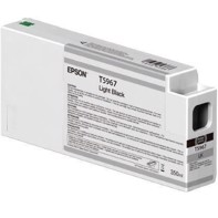 Epson Light Black T5967 - 350 ml blekkpatron