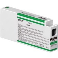 Epson Green T596B - 350 ml blekkpatron
