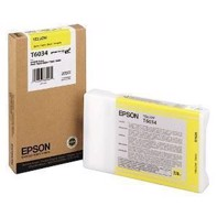 Epson Yellow T6034 - 220 ml blekkpatron
