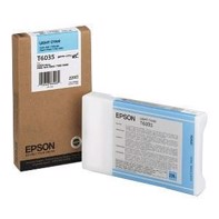 Epson Light Cyan T6035 - 220 ml blekkpatron