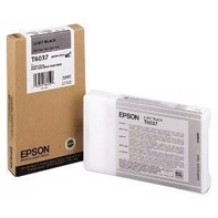 Epson Light Black T6037 - 220 ml blekkpatron