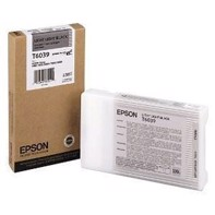 Epson Light Light Black T6039- 220 ml blekkpatron