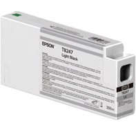 Epson Light Black T8247 - 350 ml blekkpatron