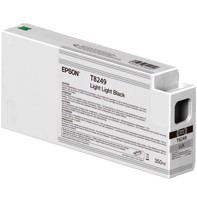 Epson Light Light Black T8249 - 350 ml blekkpatron