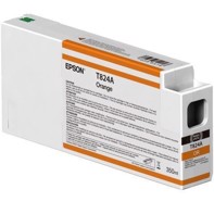 Epson Orange T824A - 350 ml blekkpatron