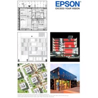 Epson Presentation Paper HiRes 180 - 1067 mm x 30 m