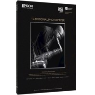 Epson Traditional Photo Paper 300 g/m2, A2 - 25 ark | C13S045052