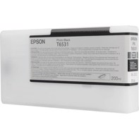 Epson Photo Black T6531 - 200 ml blekkpatron til Epson Pro 4900