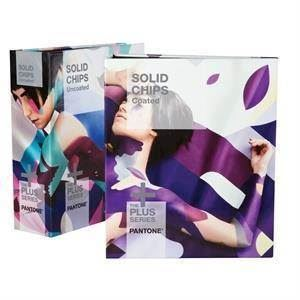 Pantone Solid Chips, Coated & Uncoated - GP1606N