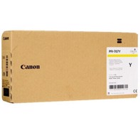 Canon Yellow PFI-707Y - 700 ml blekkpatron