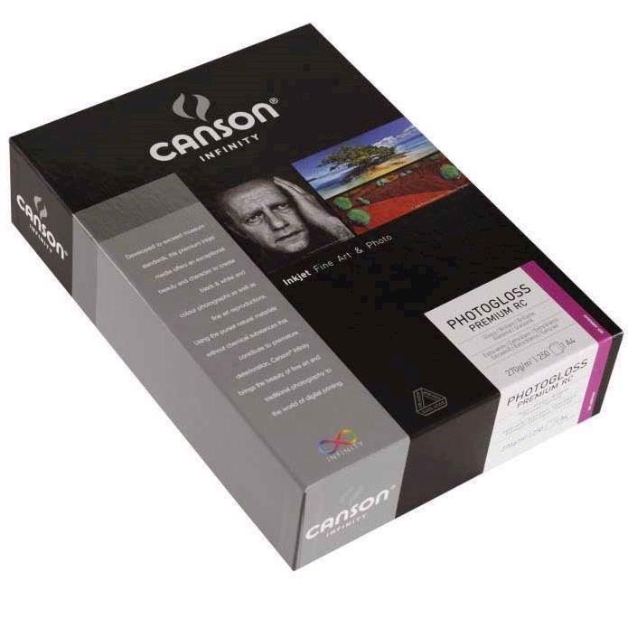 Canson PhotoGloss Premium RC 270 g/m² - A2, 25 ark