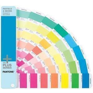 Pantone Pastels & Neons, Coated & Uncoated - GG1504