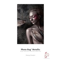 "Hahnemühle Photo Rag Metallic 340 g/m² - 44"" x 12 meter"
