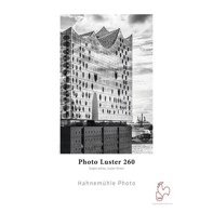 "Hahnemühle Photo Luster 260 g/m² - 17"" x 30 meter - HM10643172"