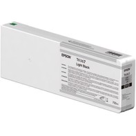 Epson Light Black T6367 - 700 ml blekkpatron