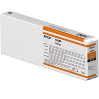 Epson Orange T804A - 700 ml blekkpatron