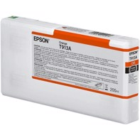Epson Orange T913A - 200 ml blekkpatron